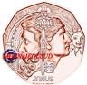 5 Euro Commémorative Autriche 2021 - Le Dieu Janus
