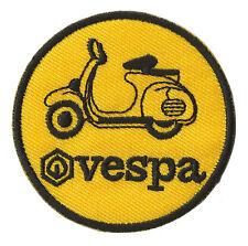 Patche écusson Vespa thermocollant patch scooter badge insigne