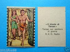 figurines figuren figurine nannina 1950 r.k.o. il trionfo di tarzan cinema kino