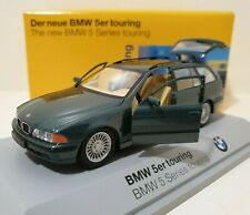 SCHUCO 1/43 BMW Officiel Série 5 Touring Vert Clair