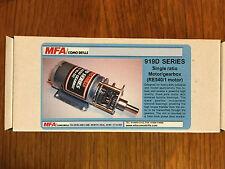 MFA 919D 540 Type Motor with Single Ratio Metal Gearbox 2.5:1 (919D2.51)