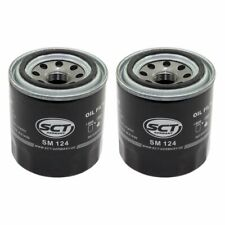 2 X Sct Germany Huile Filtre Ford / Honda / Mazda / Opel/ Daihatsu/ Rover