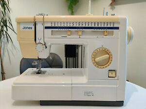 Jones Brother VX-2080 Heavy Duty Multi Embroidery Stitch Electric Sewing Machine