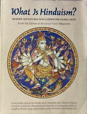What Is Hinduism? Modern Adventures into Profound Global Faith Dharma Periodical