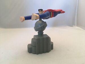 1997 Burger King Balancing Superman TAS Figure - Used - See Description below!