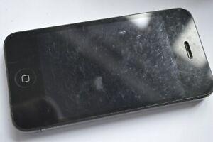 Apple iPhone 4 - 8GB - Black (Unlocked) A1332  Mobile Phone