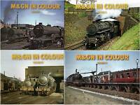 M&GN in Colour  All 4 Volumes