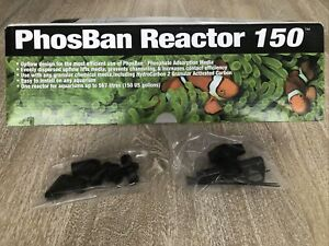 Phosban Reactor 150 Two Little Fishies PBR150 GFO Aquarium Phosphate Removal