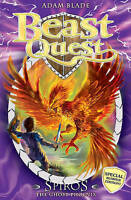 Spiros the Ghost Phoenix: Special (Beast Quest), Blade, Adam, Very Good Book