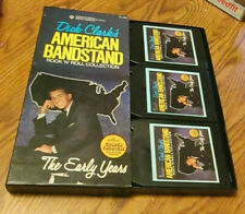 Dick Clark's American Bandstand  Collectors Edition Set of 3 -  8 Track Tapes
