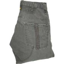 G-Star Men Grey Straight Regular Jeans W34 L32 (48225)