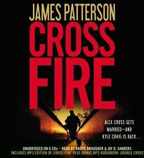 Cross Fire 2010 by Patterson, James 1607889420 Ex-library