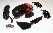 Mad Catz Cyborg RAT R.A.T. 7 Laser Gaming Mouse 6400 dpi for PC Mac BLACK