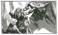 MEUCHELMÖRDER - Henry MIRANDE - OriginalHolzschnitt 1930