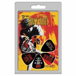 Perri's Guns N Roses Guitar Picks (6 Pack) Slash Use Your Illusion