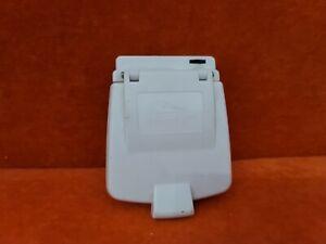 Pelican Light Shield For Nintendo Gameboy Advance ~ White ~ PL-726
