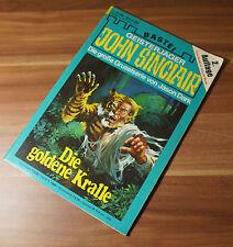John Sinclair Geisterjäger Gruselromanheft Bastei 2. Auflage Band 255