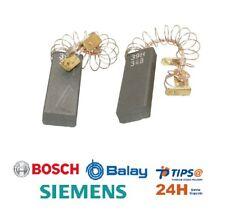 Escobillas Carbon motor lavadora Balay Lynx Bosch Siemens 00165171 165171