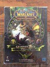 World Of Warcraft TCG Champion Deck Hogger