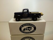 YESTERYEAR CODE 2 YYM 38040 FORD PICK-UP TRUCK 1940 - BLUE 1:43 - EXCELLENT IB