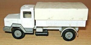 Solido IVECO Canvas Back Truck Van VGC