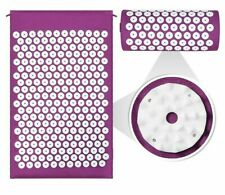 Body Massager Cushion Mat Muscle Spike Relieve Acupressure Yoga Pad Pillow