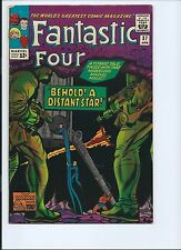 FANTASTIC FOUR 37 - F- 5.5 - THING - HUMAN TORCH - INVISIBLE GIRL (1965)
