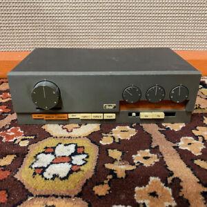 Vintage Quad 33 Pre Amp Hifi Valve Amplifier Spares or Repairs