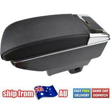 For Suzuki Swift 2005-2010 Dual Centre Console Armrest Storage Compartment