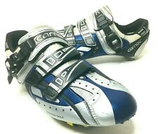 Racing Bicycle Carnac Helios Carbon Fibre Bike Shoes Dual System Quick Linkages