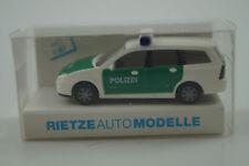 Rietze Modellauto 1:87 H0 Ford Focus Polizei