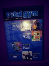 used total gym xls
