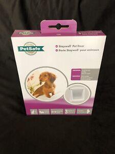 PetSafe Staywell 2-Way Small Pet Door White