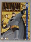 Batman Animated Series 4 DVD 2005 Region 1 US IMPORT NTSC Good Condi