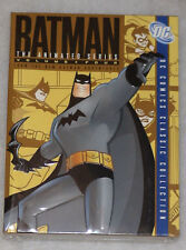 BATMAN DC ANIMATO SERIE VOLUME 4 Four: COMPLETO DVD COFANETTO - NUOVO E