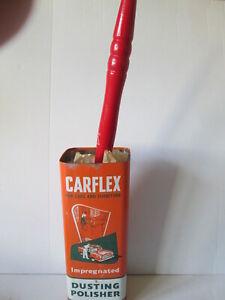 Carflex polisher. motor polish tin. Automobilia. car polish tin.