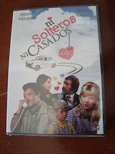 Alberto Vazquez Barbara Ransom NI SOLTEROS NI CASADOS DVD NEW REGION 1&4 MEXICO