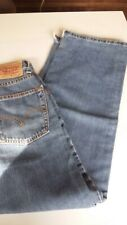 Levi's jeans men size 30x29 relaxed fit straight leg style 559