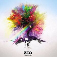 True Colors Analog Zedd LP Record