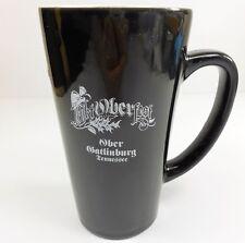 Ober Gatlinburg Ski Resort Oktoberfest TN Smoky Mountain Black Large Coffee Mug
