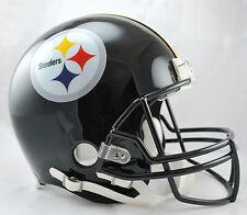 PITTSBURGH STEELERS NFL Riddell Pro Line AUTHENTIC VSR-4 Football Helmet