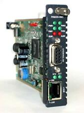 FRM220-NMC Network Management Card for the FRM220 chassis, SNMP/web/console supp