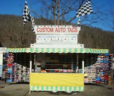 Southern Truck Body Vending Trailer 8'x10' * Must See *