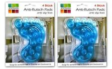 8x Duscheinlage Anti-Rutsch Pads | Badematte | Dusch- & Wanneneinlagen