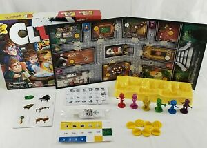 Hasbro Gaming Clue Junior Board Game Replacement Parts New Parts USA Your Choice