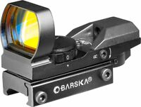 BARSKA AC11704 Multi-Reticle Electro Quick Acquisition Shooting Sight