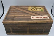 Scenery Terrain 28mm Battlefield Crate Box Mantic Games