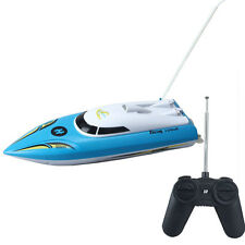1pcs 10 inch RC boat Radio Infra-Red Remote Control RTR Electric Dual Motor Toy
