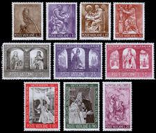 Vatican City Scott 423 // 445 (1966) Mint NG F-VF B