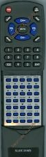 Replacement Remote for ZENITH 6711R1N189D, ZRY316